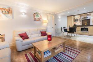3 Herschel Place Living Area