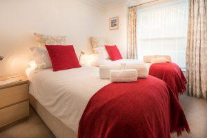 3 Herschel Place Bedroom 2 Twins