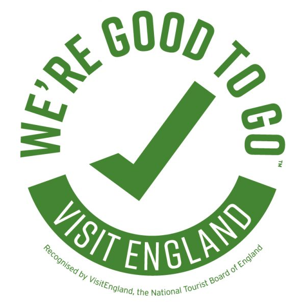 Visit England Good to Go Certification